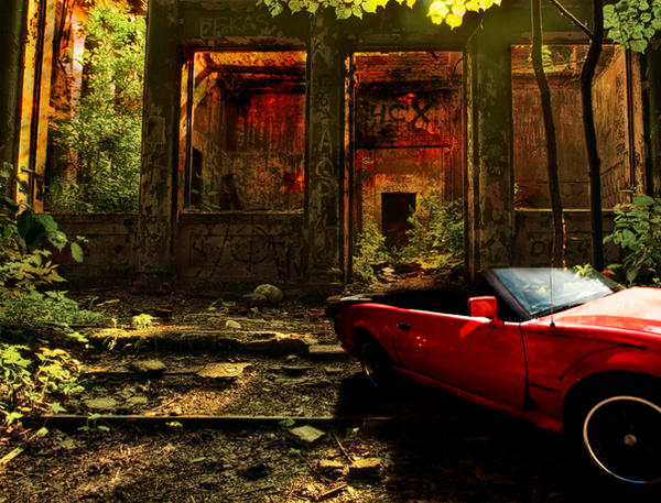 CAR by bulgphoto