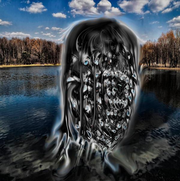 Lake demon by bulgphoto
