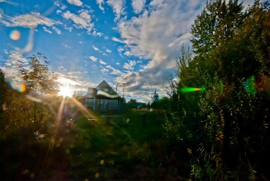 Sun House by bulgphoto