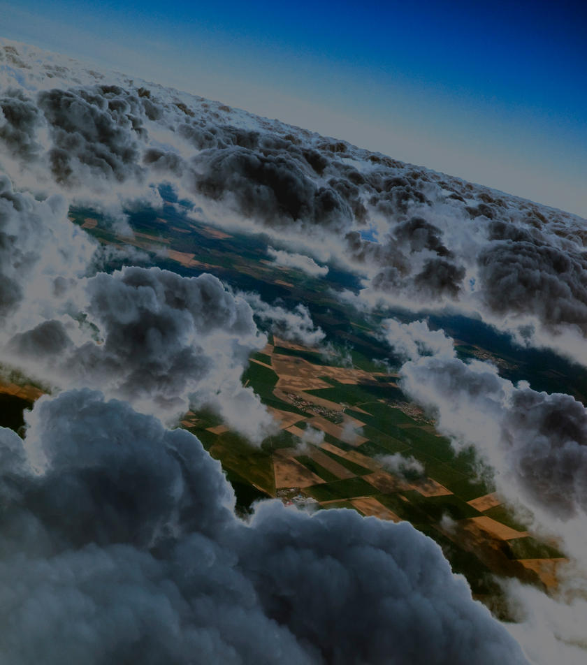 Nuclear Clouds by bulgphoto