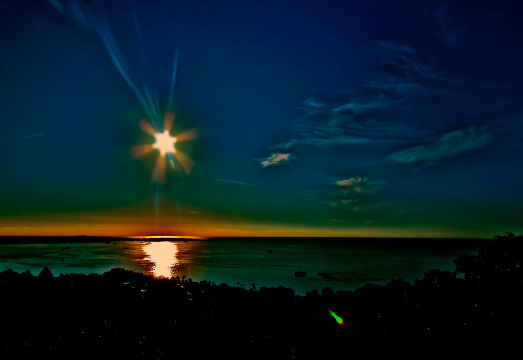 SUNSET 2 by bulgphoto