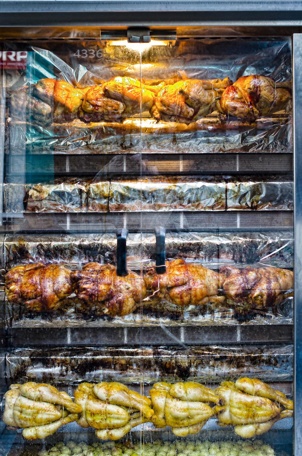 Chicken Cupboard by bulgphoto