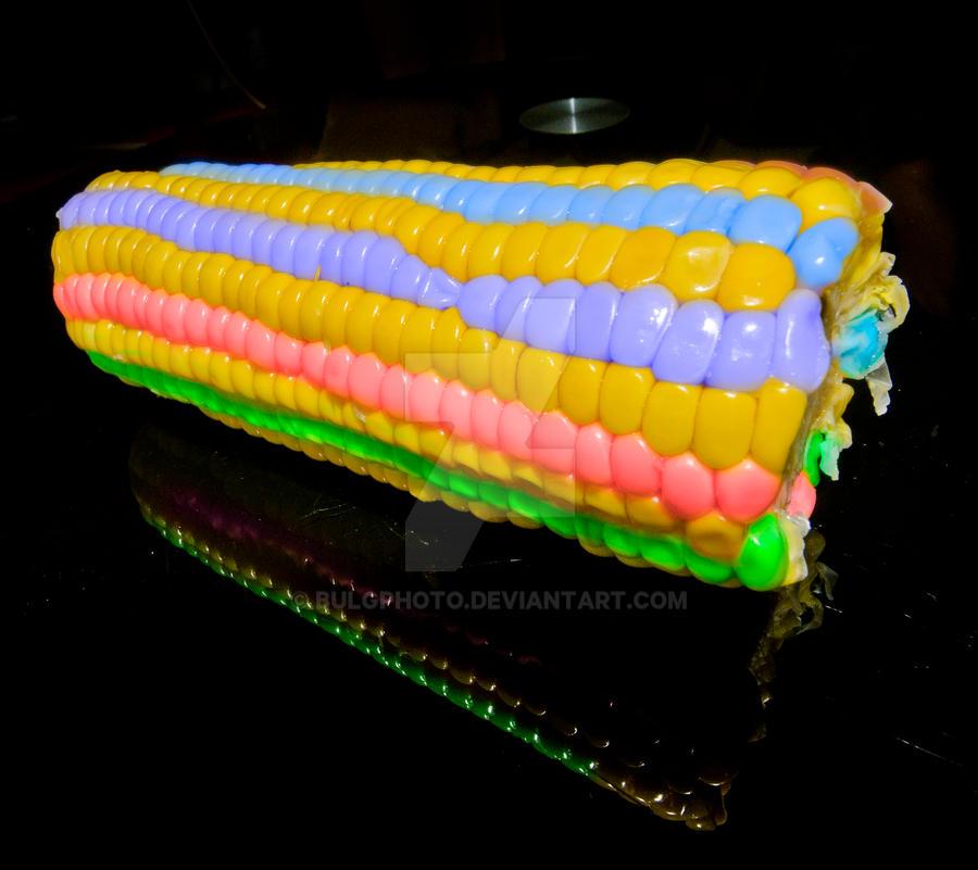Rainbow Corn by bulgphoto