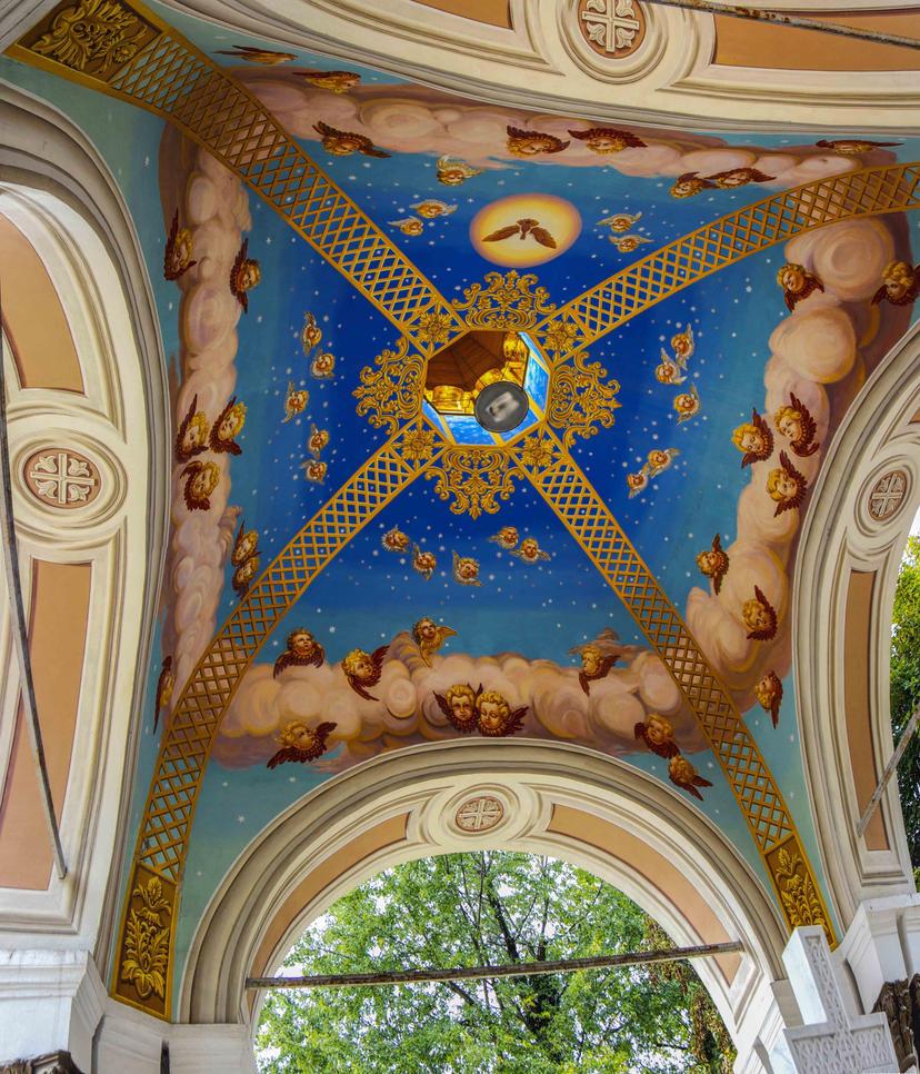 St Michael Monastery Kiev by bulgphoto