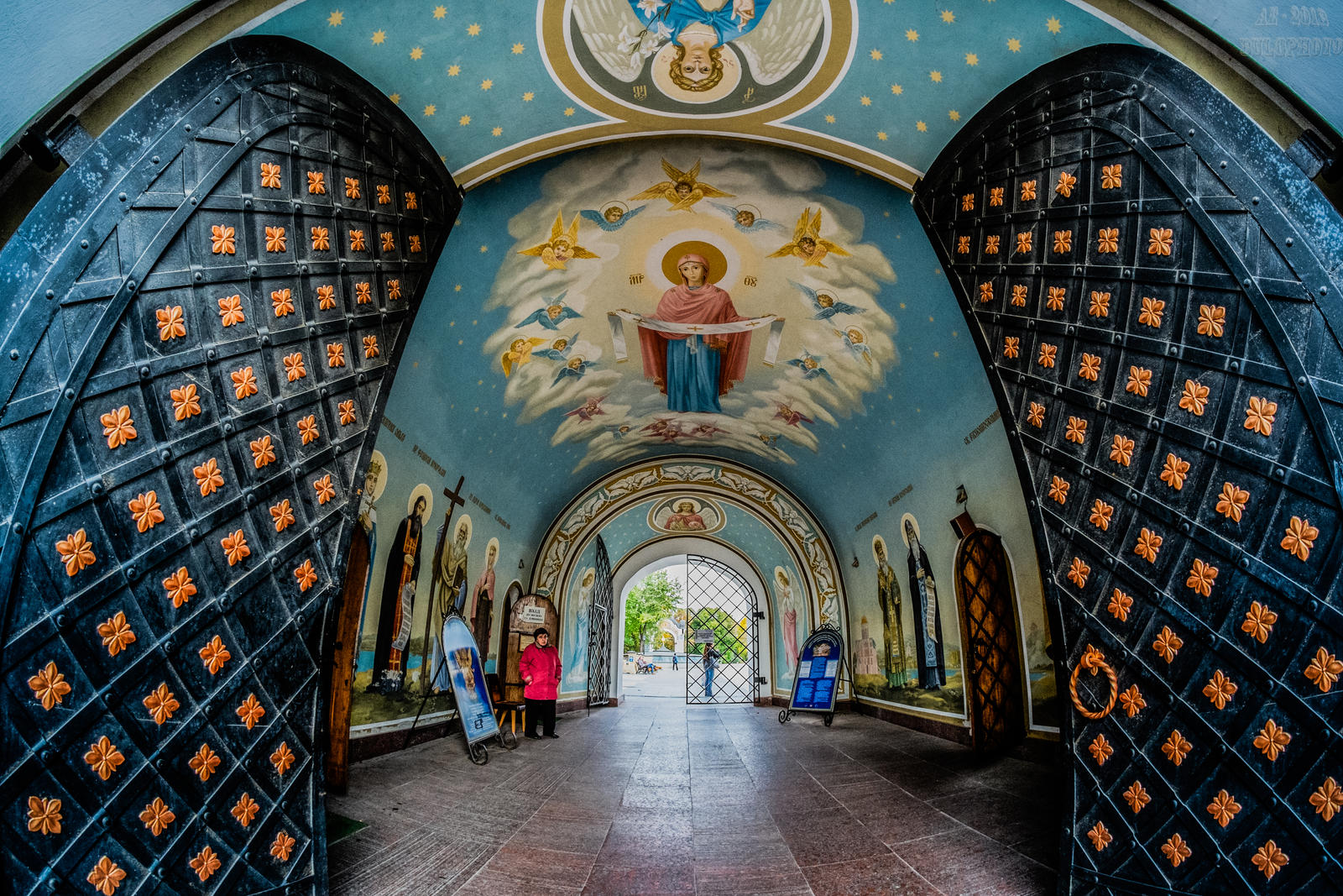 St Michael Monastery Kiev 6 by bulgphoto