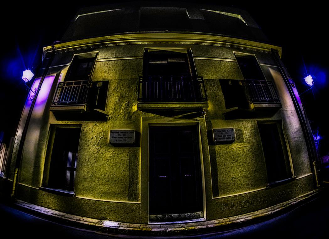 Antibe Nicolas De Stael House by bulgphoto