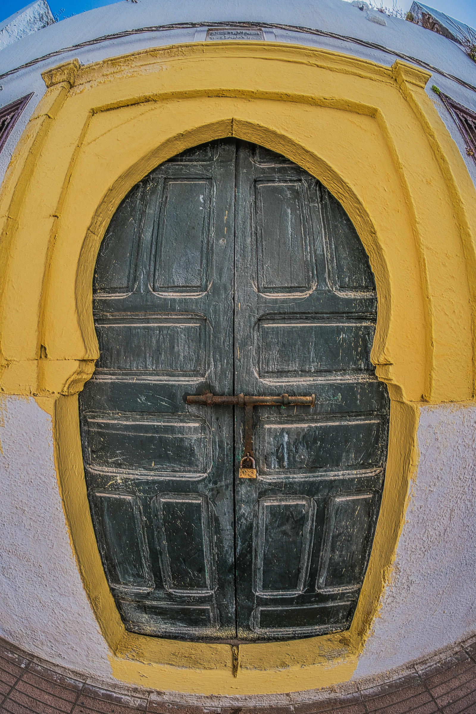 Yellow Door Sale by bulgphoto