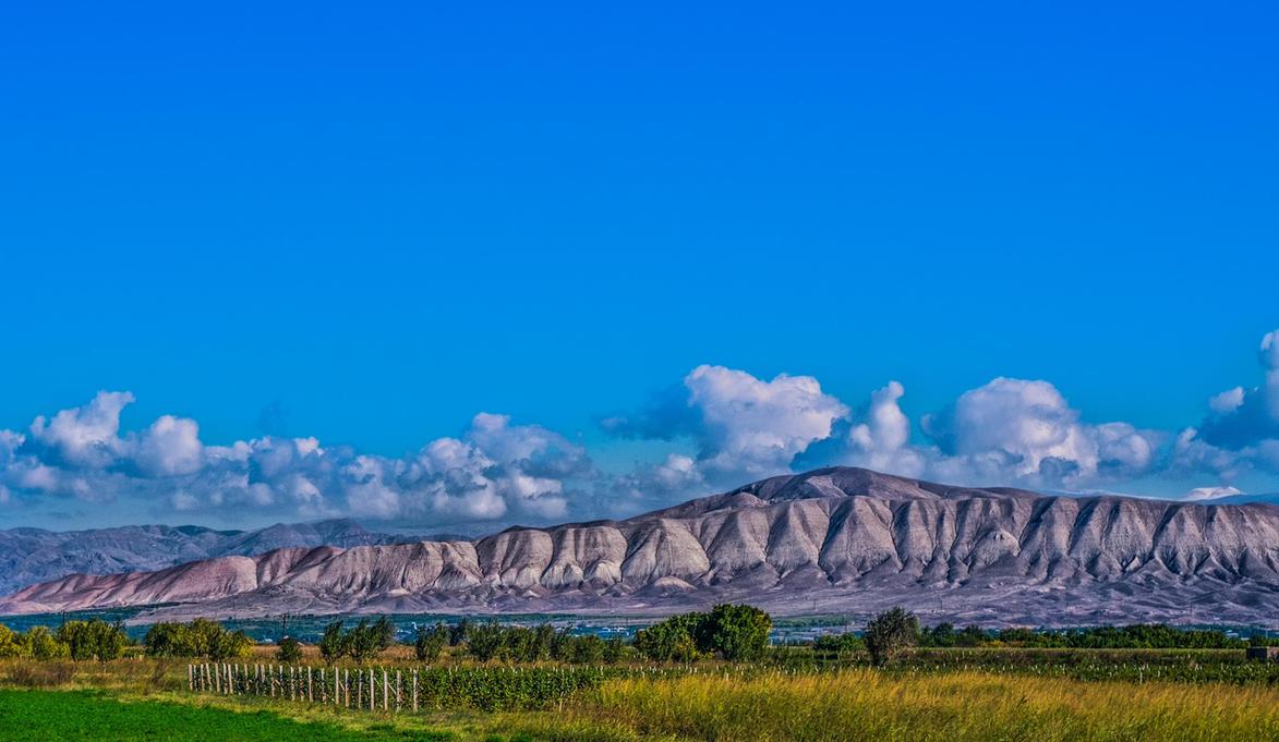 Khosrov Forest State Reserve by bulgphoto