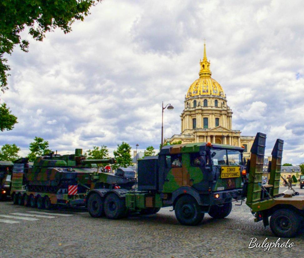 Paris 14/07/2017 by bulgphoto