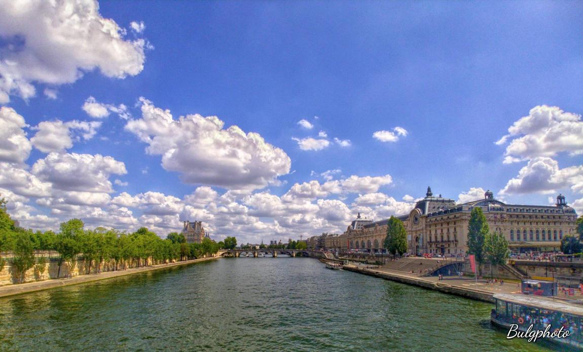 Paris by bulgphoto