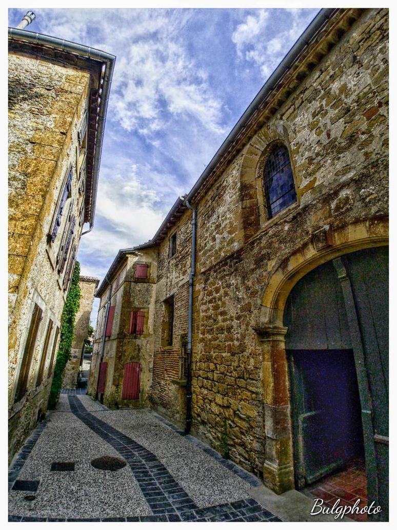 Fanjeaux, France by bulgphoto