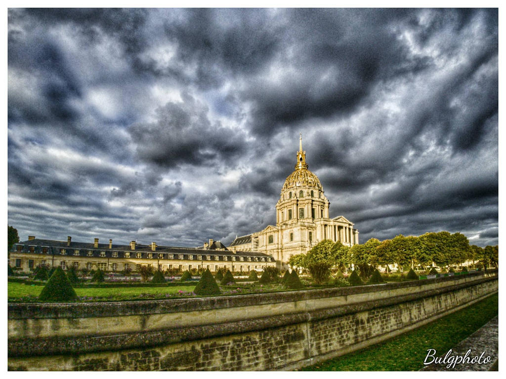 les Invalides by bulgphoto