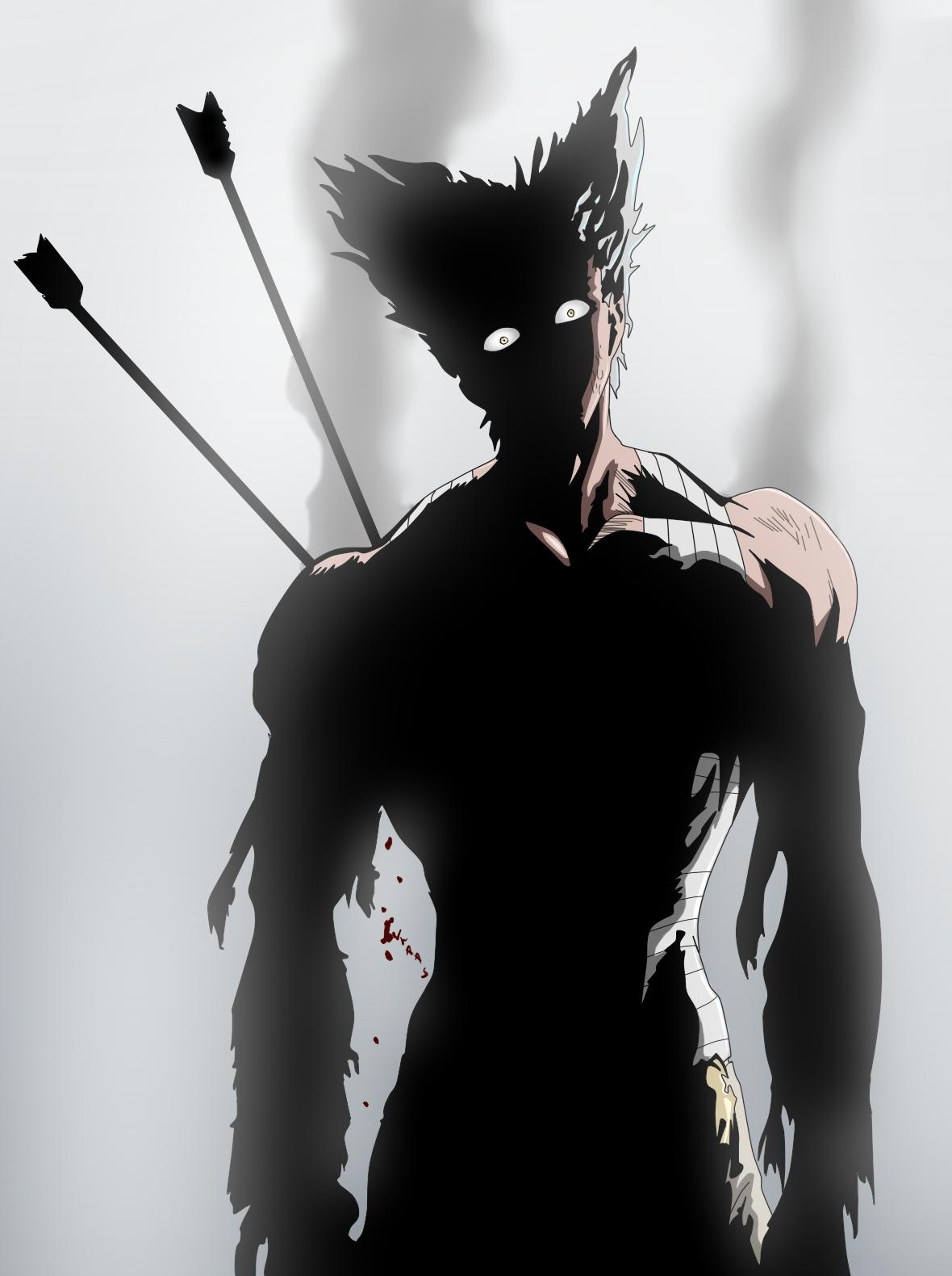 Garou Hero Hunter By Ivraas On Deviantart