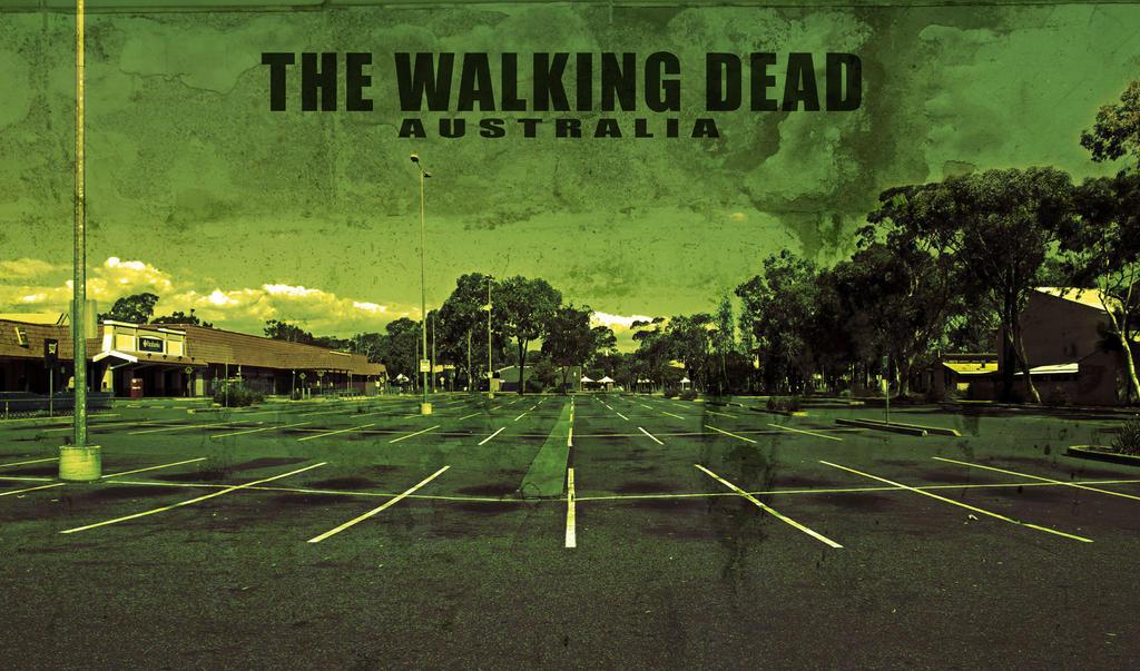 Walking dead return date in Australia