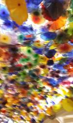 bellagio flowers ceiling  by MediaFan658
