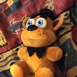Freddy doll by MediaFan658