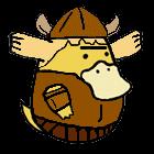 Hey! Ducky: Helga The Viking