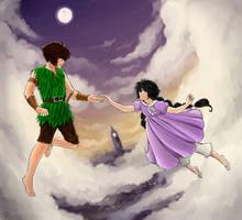Fly Away With Me by TriaElf9