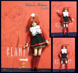 Hikaru Shidou Doll