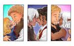 Dragon Age Kisses