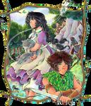Peter Pan Volume 3 by TriaElf9