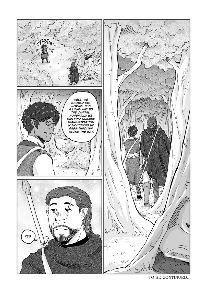Pathways - 100 by TriaElf9