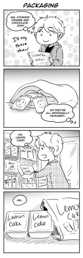 ToaG: Packaging