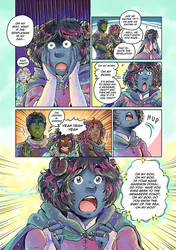 Jester's Surprise page 4 by TriaElf9