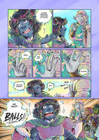 Jester's Surprise page 6 by TriaElf9