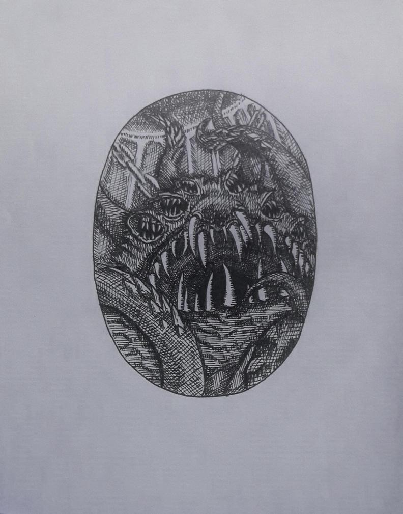 Yogg-Saron, Hope's End by iKrosis