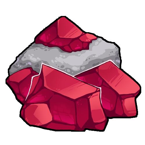 Garnet - 300 Crystals by The-Below