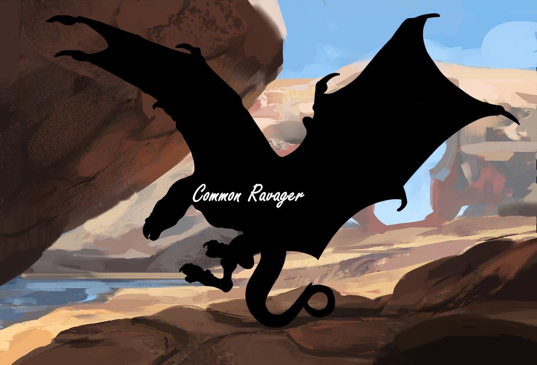 Gargoyle S034 by The-Below