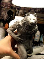Werewolf teaser by Meadowknight