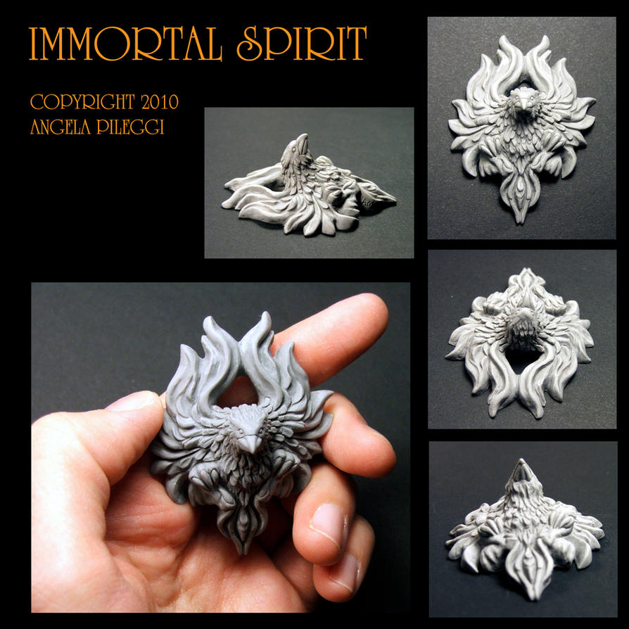 Immortal Spirit angles by Meadowknight