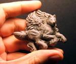 Heaven's Loyalty original sculpt