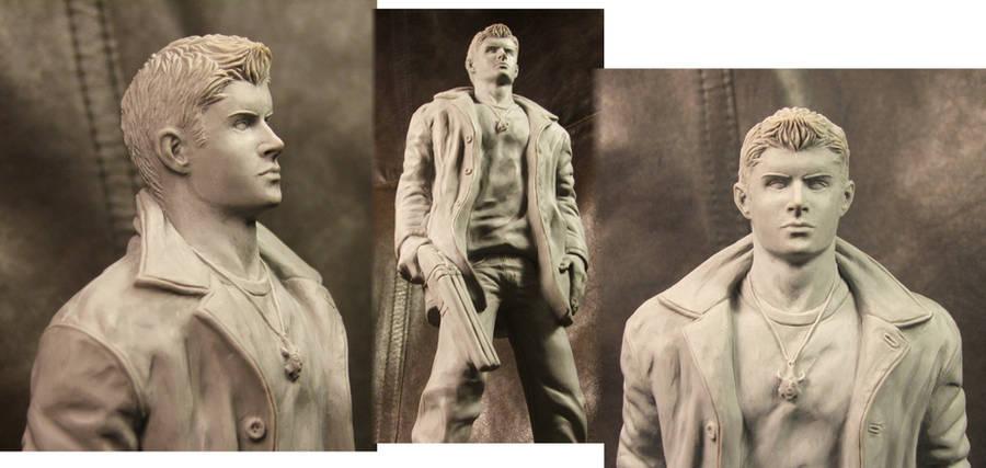 Dean Winchester Figure by Meadowknight