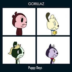 Gorillaz Puppy Days