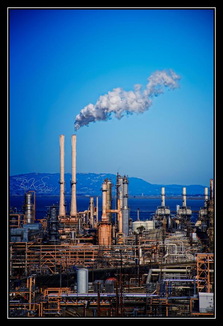 West Coast  Oil by o0oLUXo0o