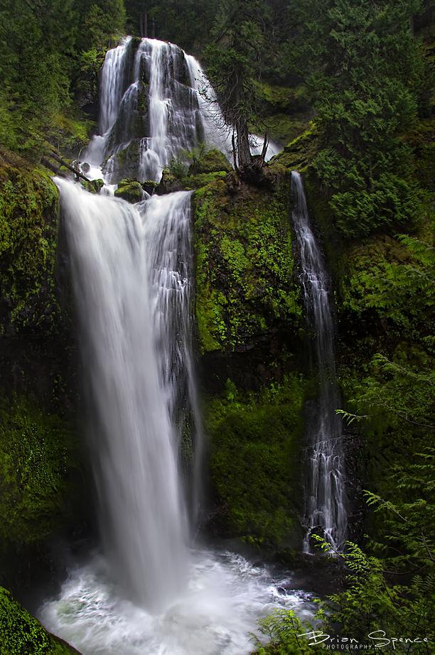 Falls Creek Falls by o0oLUXo0o