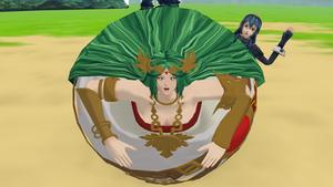 The Goddess Shield