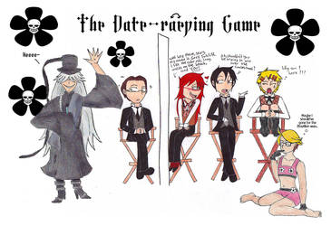The Date Reaping Game by virtualpapercut