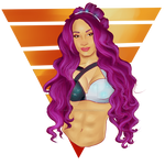 Sasha Banks Wrestlemania