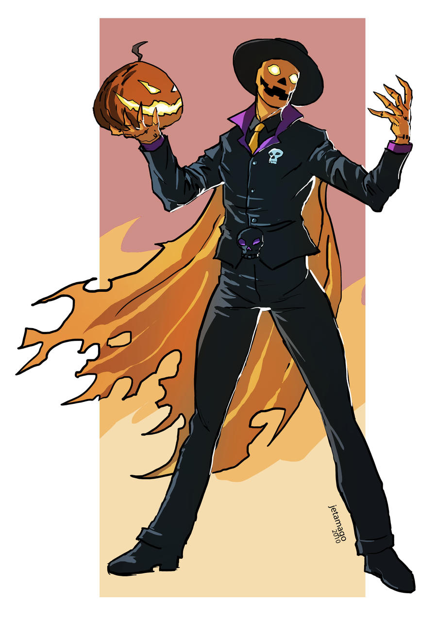 Mister Halloween by BragaDoom by TheSteampunker