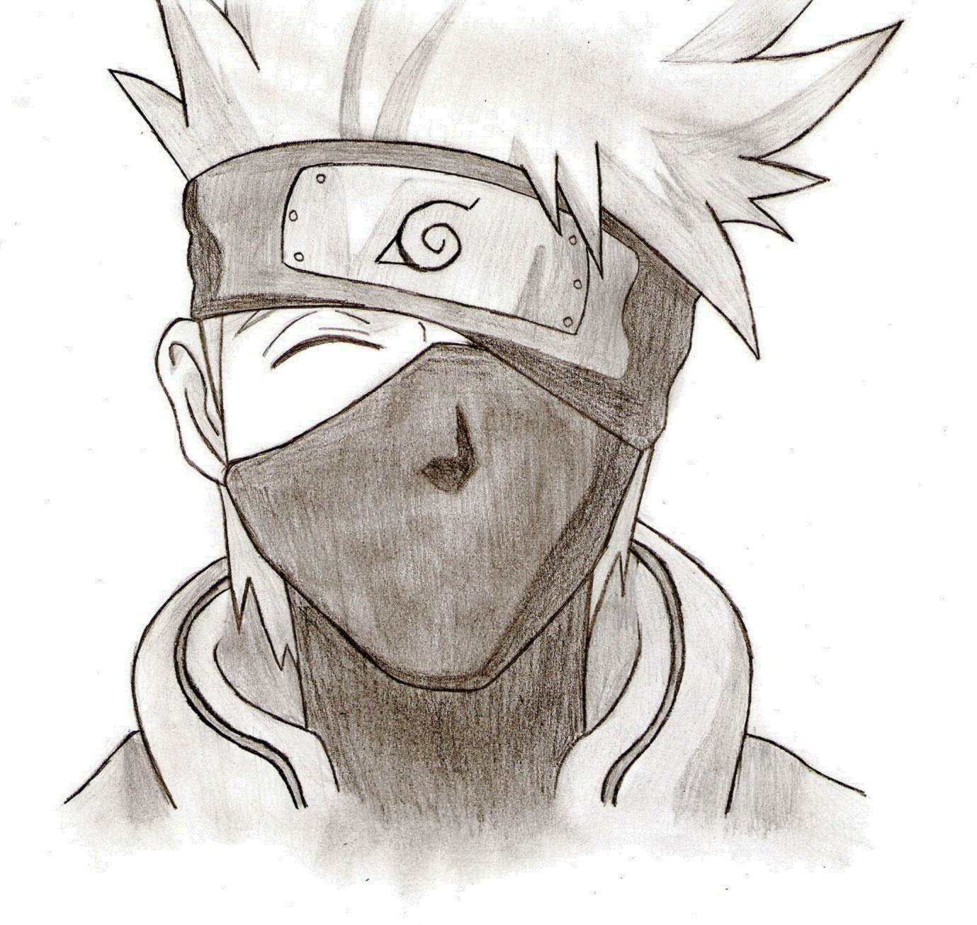 Kakashi Hatake by cheshire5 on DeviantArt