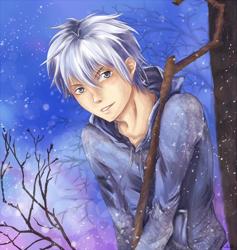 Jack Frost by Kane-Lavi