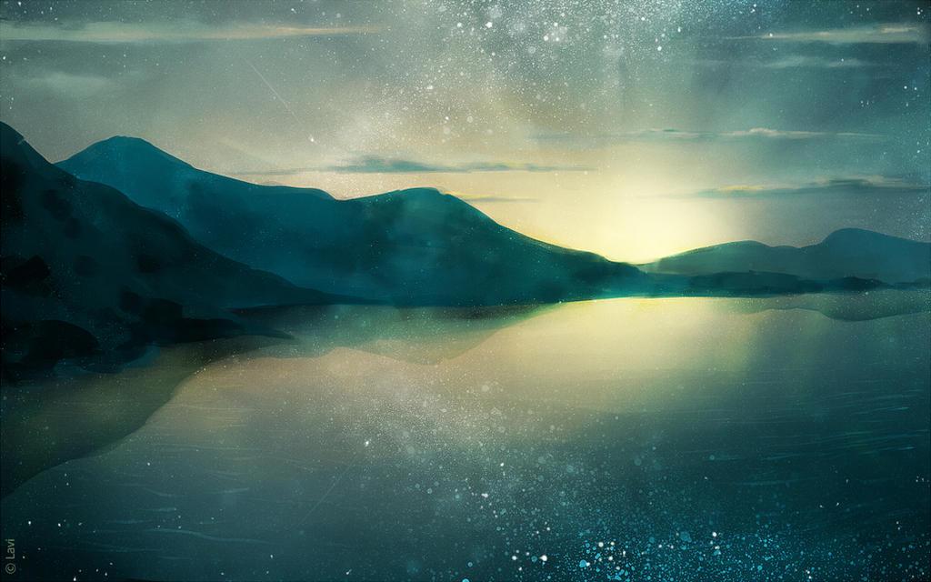 Dawn by Lavi-Li