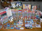 My Ginga collection 2011