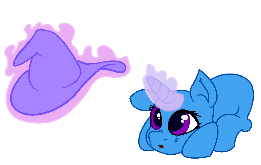 Base: Trixie by DrawJoy1