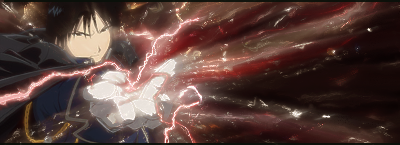 Roy Mustang signature by Re-eN
