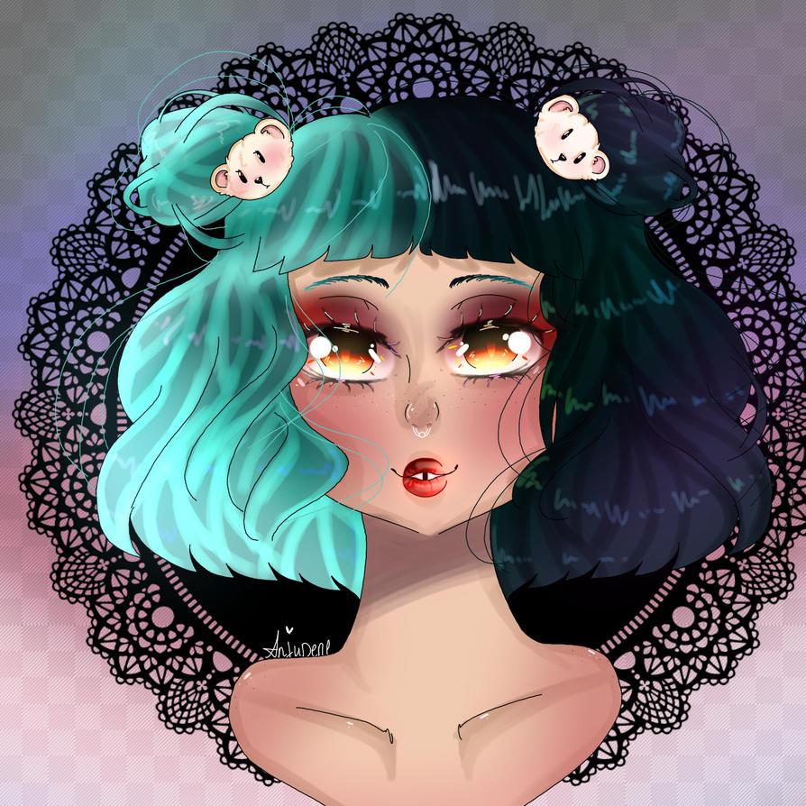 Melanie Martinez by AnjuDere